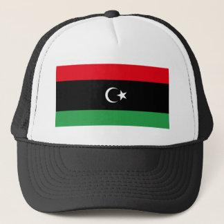 Flagge von Libyen Truckerkappe