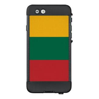 Flagge von Litauen LifeProof iPhone Fall LifeProof NÜÜD iPhone 6 Hülle
