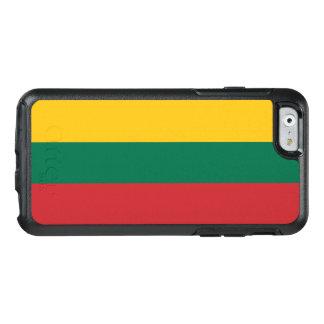 Flagge von Litauen OtterBox iPhone Fall OtterBox iPhone 6/6s Hülle