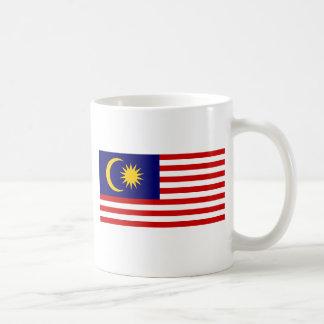 Flagge von Malaysia - Jalur Gemilang Kaffeetasse