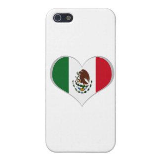 Flagge von Mexiko iPhone 5 Hülle