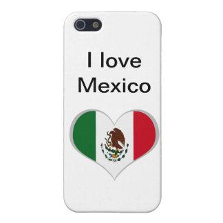 Flagge von Mexiko iPhone 5 Schutzhülle