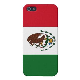 Flagge von Mexiko iPhone 5 Schutzhüllen