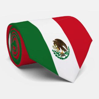 Flagge von Mexiko Krawatte