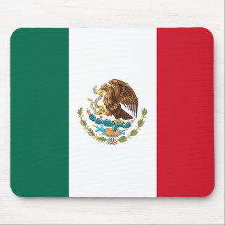 Flagge von Mexiko Mousepad