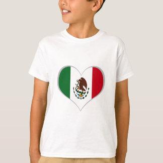 Flagge von Mexiko T-Shirt