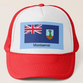 Flagge von Montserrat Truckerkappe