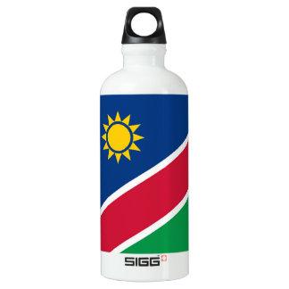 Flagge von Namibia Wasserflasche