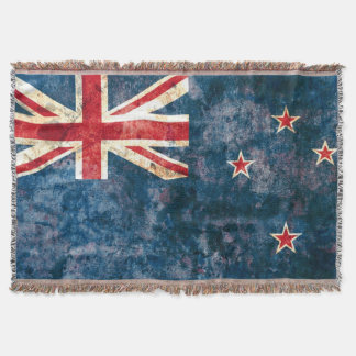 Flagge von Neuseeland Decke