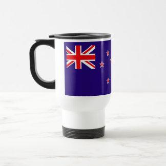 Flagge von Neuseeland Reisebecher