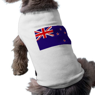 Flagge von Neuseeland Top