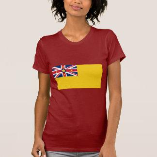 Flagge von Niue T-Shirt
