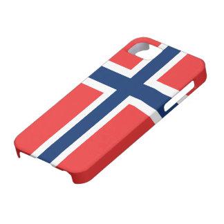 Flagge von Norwegen iPhone 5 Case-Mate ID™ Schutzhülle Fürs iPhone 5