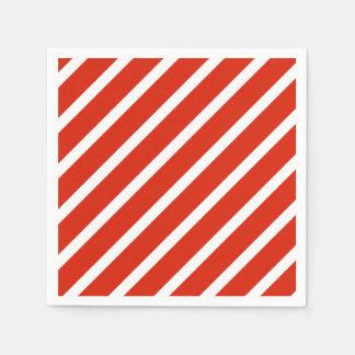Flagge von Österreich Papierservietten