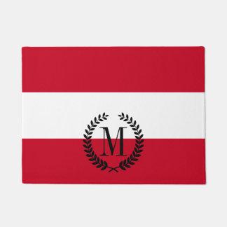 Flagge von Österreich Türmatte
