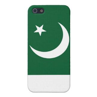 Flagge von Pakistan Etui Fürs iPhone 5