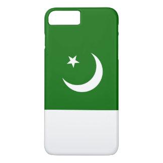 Flagge von Pakistan iPhone 8 Plus/7 Plus Hülle