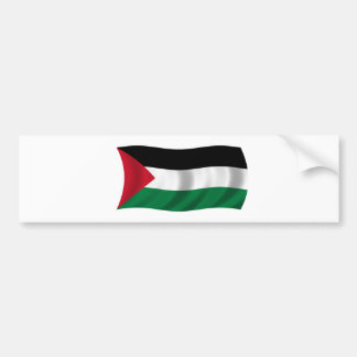 Flagge von Palästina Autoaufkleber