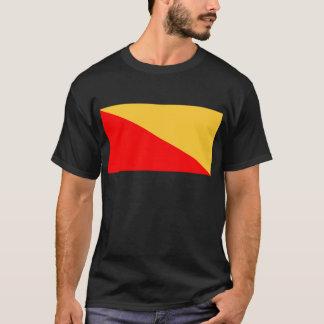 Flagge von Palermo T-Shirt
