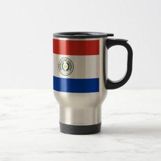 Flagge von Paraguay- - Banderade Paraguay Reisebecher