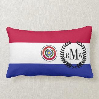 Flagge von Paraguay Lendenkissen