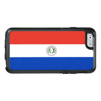 Flagge von Paraguay OtterBox iPhone Fall OtterBox iPhone 6/6s Hülle