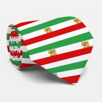 Flagge von Persien/von Iran (1964-1980) Krawatte