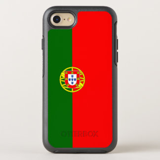 Flagge von Portugal OtterBox iPhone Fall OtterBox Symmetry iPhone 8/7 Hülle