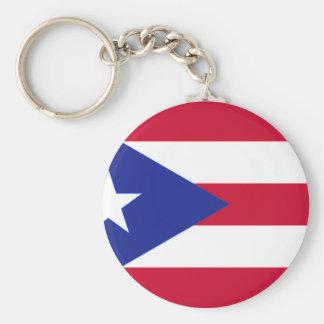 Flagge von Puerto- Rico - Banderade Puerto Rico Schlüsselanhänger