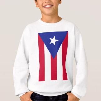 Flagge von Puerto- Rico - Banderade Puerto Rico Sweatshirt
