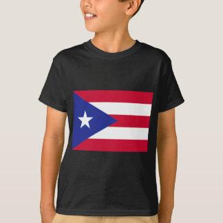Flagge von Puerto- Rico - Banderade Puerto Rico T-Shirt
