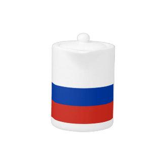 Flagge von Russland - ФлагРоссии - Триколор