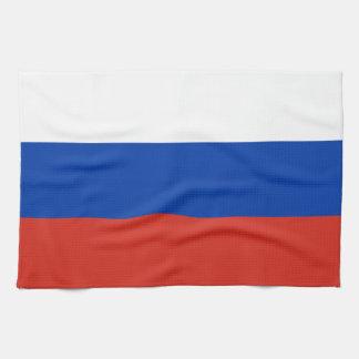 Flagge von Russland - ФлагРоссии - Триколор Küchentuch