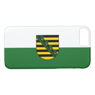 Flagge von Sachsen iPhone 8/7 Hülle