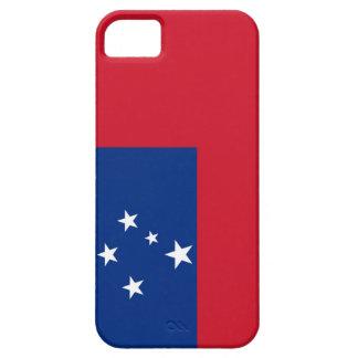 Flagge von Samoa-Inseln Insel iPhone 5 Case