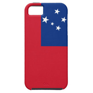 Flagge von Samoa-Inseln Insel iPhone 5 Etui