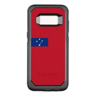 Flagge von Samoa-Inseln Samsung OtterBox Fall OtterBox Commuter Samsung Galaxy S8 Hülle