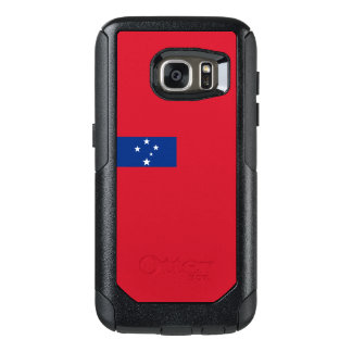 Flagge von Samoa-Inseln Samsung OtterBox Fall OtterBox Samsung Galaxy S7 Hülle