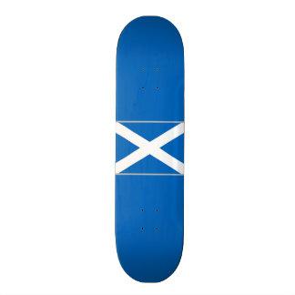 Flagge von Schottland-Skateboard Skateboard Deck