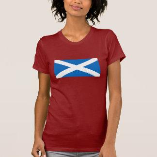 Flagge von Schottland T-Shirt