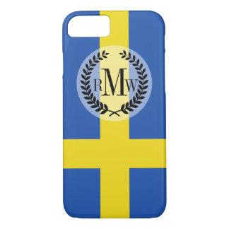 Flagge von Schweden iPhone 8/7 Hülle