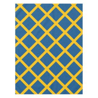 Flagge von Schweden Tischdecke