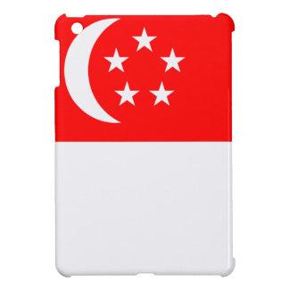 Flagge von Singapur iPad Mini Hülle