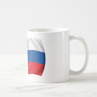 Flagge von Slowakei Kaffeetasse