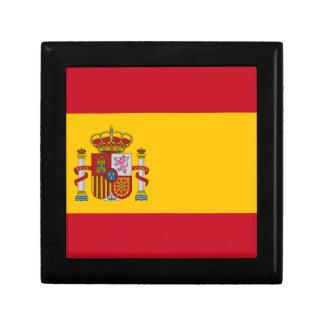 Flagge von Spanien - Bandera de España - spanische Geschenkbox