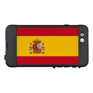 Flagge von Spanien LifeProof iPhone Fall LifeProof NÜÜD iPhone 6 Hülle