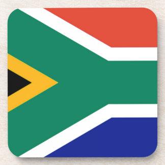 Flagge von Südafrika Bokke Untersetzer