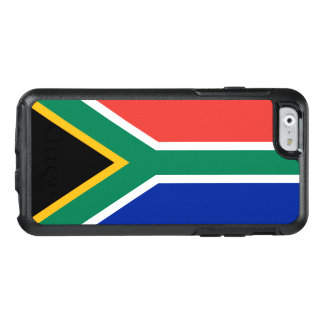 Flagge von Südafrika OtterBox iPhone Fall OtterBox iPhone 6/6s Hülle