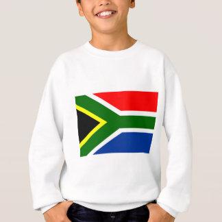 Flagge von Südafrika Sweatshirt