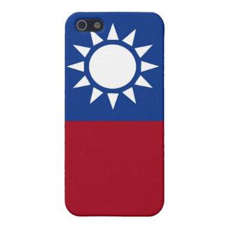Flagge von Taiwan die Republik China Hülle Fürs iPhone 5